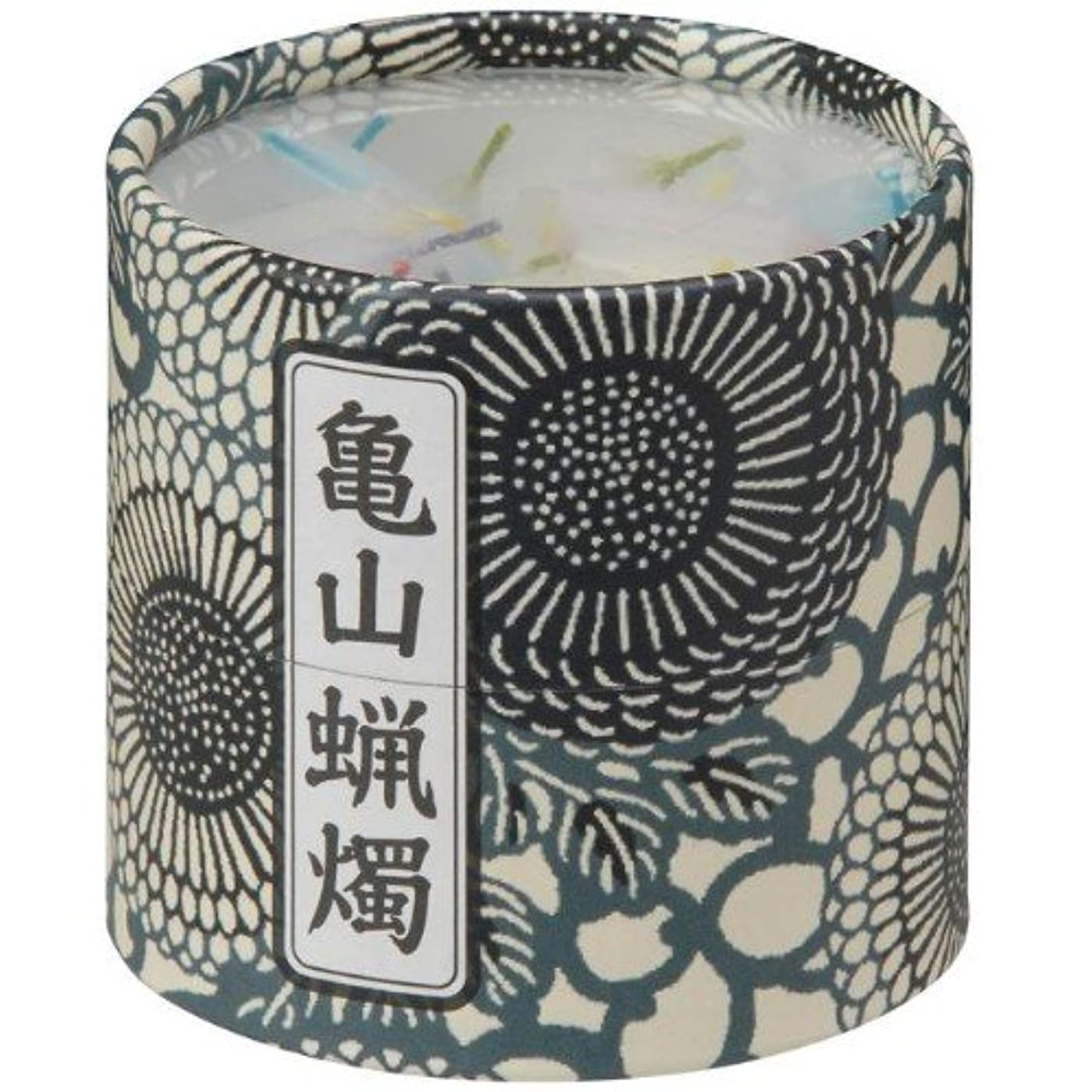 ママ食事知る亀山五色蝋燭(小) 約130本入り