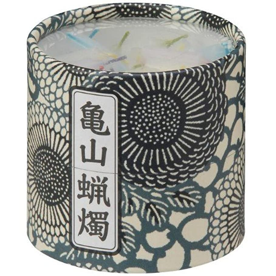 公爵工場保険亀山五色蝋燭(小) 約130本入り