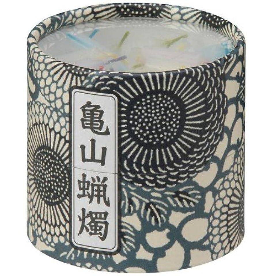 リスナーサラダ層亀山五色蝋燭(小) 約130本入り