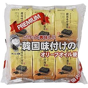 世日物産 チャンス君 PREMIUM韓国味付海苔 12袋