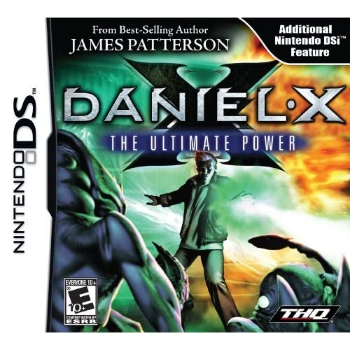 Daniel X Ultimate Power - Nintendo DS by THQ [並行輸入品]