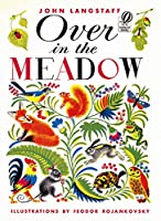 Over in the Meadow (Voyager Book)