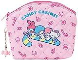 サンリオキャラクターズ ポーチ入りお菓子セット(CANDY CABINET)