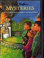 """Mysteries: """"Mystery of the Burnt Cottage"""", """"Mystery of the Disappearing Cat"""", """"Mystery of the Secret Room"""" v. 1 (Mystery S.)"""