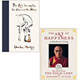 The Boy, The Mole, The Fox and The Horse By Charlie Mackesy & The Art of Happiness By Dalai Lama 2 Books Collection Set