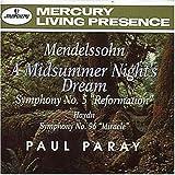 Midsummer Night's Dream / Symphony 5 / Symphony 96