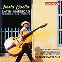 Latin American Orchestral Works