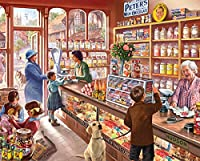White Mountain Puzzles Old Candy Shop - 1000 Piece Jigsaw Puzzle by White Mountain Puzzles