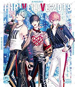 B-PROJECT THRIVE LIVE 2019 通常盤Blu-ray