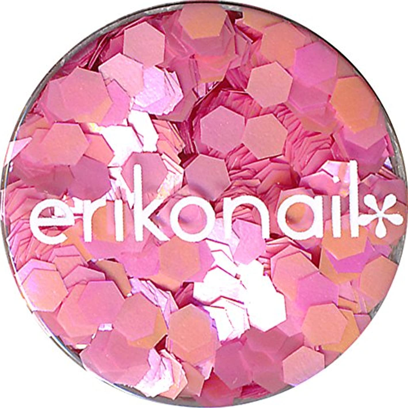 広まった世界知覚的erikonailERI-184 パステルPピンク2.5mm