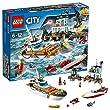 レゴ (LEGO)シティ 海上レスキュー隊と司令基地 60167