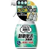 クルマの消臭力 新車復活消臭剤 クルマ用消臭剤 除菌&抗菌 ミントの香り 250ml