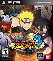 Naruto Shippuden: Ultimate Storm 3 Full Burst (輸入版:北米) - PS3