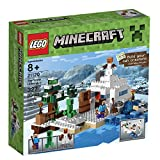 LEGO Minecraft 21120 the Snow Hideout Building Kit[並行輸入品]