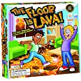 The Floor is Lava! Interactive Board Game for Kids and Adults (Ages 5+) Fun Party, Birthday, and Family Play | Promotes Physi