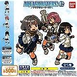 AQUA SHOOTERS! 02(アクアシューターズ! 02) [全5種セット(フルコンプ)]