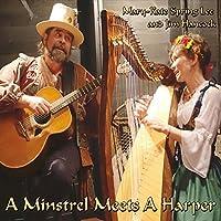 A Minstrel Meets A Harper