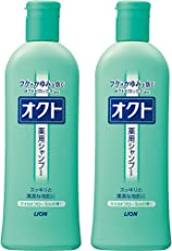 【まとめ買い】オクト シャンプー 320ml×2個セット (医薬部外品)
