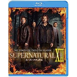 SUPERNATURAL 12thシーズン コンプリート・セット(1~23話・4枚組) [Blu-ray]
