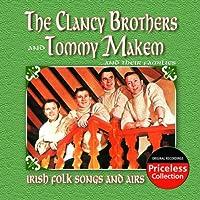 Irish Folk Songs & Airs