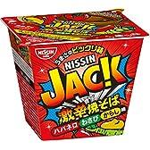 日清 「激辛焼そばJACK ハバネロわさびからし味」1箱(12入)