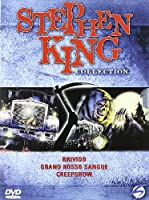 Stephen King Collection (3 Dvd) [Italian Edition]
