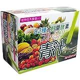 82種の野菜酵素 フルーツ青汁 3g×25スティック