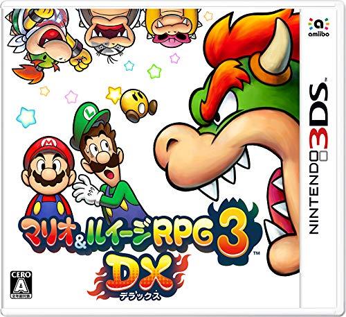 マリオ&ルイージRPG3 DX -3DS 【Amazon.co.jp限定】アイテム未定 付