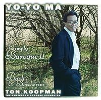 Simply Baroque II by Yo-Yo Ma (2012-07-17)