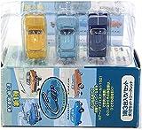 【1B】 トミーテック 1/150 ザ・カーコレクション 第1弾 プリンス グロリアスーパー6 黄色/水色/青 3種セット 単品