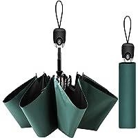 【完全遮光 UPF50+】 日傘 UVカット99% 折りたたみ 傘 ワンタッチ 自動開閉 紫外線遮断 遮熱 レディース…