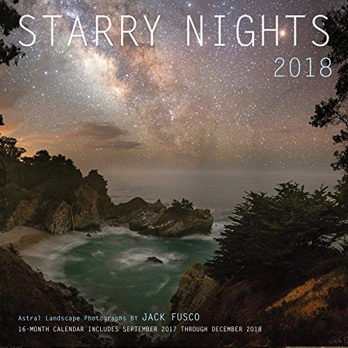 Starry Nights 2018: 16 Month Calendar Includes September 2017 Through December 2018 (Calendars 2018)