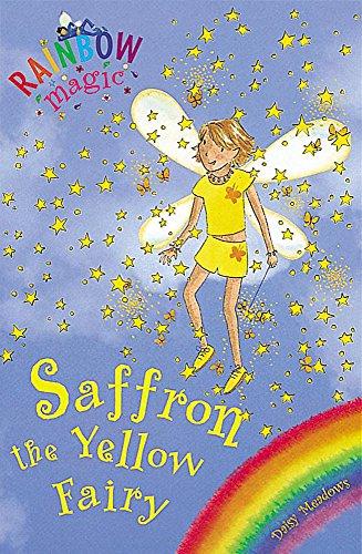 Rainbow Magic: Saffron the Yellow Fairy: The Rainbow Fairies Book 3の詳細を見る