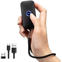 Tera 小型 レーザー バーコードスキャナー 技適マーク付き 1次元 有線&無線 USB 2.4G Bluetooth…
