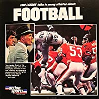 Tom Landry Talks To young Athletes About: Football