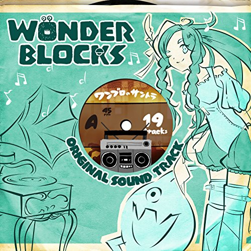 WONDER BLOCKS Original Sound Track