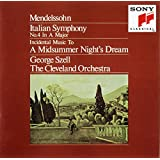 メンデルスゾーン:交響曲第4番「イタリア」、劇音楽「夏の夜の夢」&序曲「フィンガルの洞窟」(期間生産限定盤)