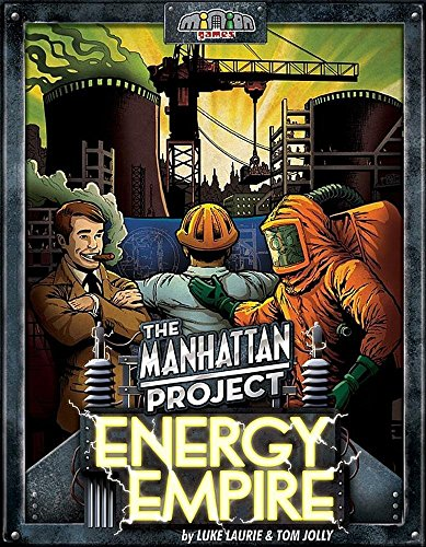 The Manhattan Project Energy Empire Game [並行輸入品]