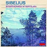 シベリウス:交響曲第1番&第5番、「カレリア」組曲