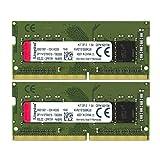 KVR21S15S8K2/8 [SODIMM DDR4 PC4-17000 4GB 2枚組]