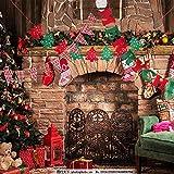 メリークリスマスバナー エルサン 13フィート フェルト生地 クリスマス 暖炉 壁バナー 3種類 ガーランド バンティングサイン クリスマス 屋内 屋外 デコレーション