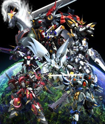 第2次スーパーロボット大戦OG COMPLETE BD BOX - PS3