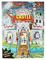 Depesche Create Your Castle - Colouring Book with Stickers