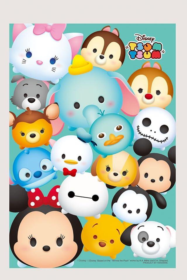 ディズニー ツムツムスターズ iPhone(640×960)壁紙 画像45001 スマポ