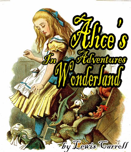 Alice's Adventures in Wonderland : Complete Color Illustrated (English Edition)