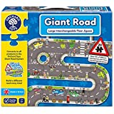 Orchard Toys Giant Railway/Road/Town Jigsaw, Puzzle
