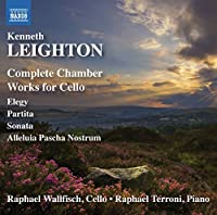 Leighton:Complete Cello Works [Raphael Wallfisch; Raphael Terroni] [NAXOS: 8571358] by Raphael Wallfisch (2015-07-06)