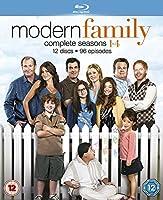 Modern Family: Season 1-4 [Blu-ray] [Import]