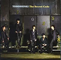 Secret Code by Tohoshinki (2009-03-25)
