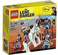 レゴ (LEGO) ローンレンジャー 騎兵隊ビルダーセット 79106